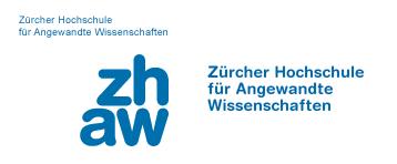Zeigt ein Banner zhaw Zürcher Hochschule für angewandte Wissenschaften